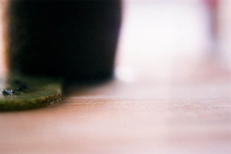 Libby Saylor, Still Life 6, color photograph, 2003